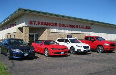 St. Francis Collision & Glass